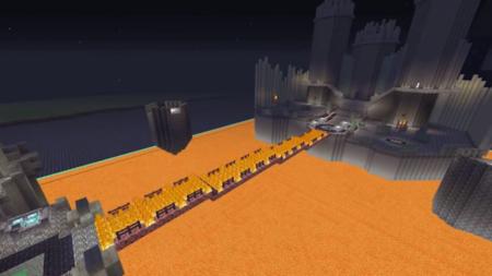 Recrean fases de el Fin de Crota de Destiny en Minecraft