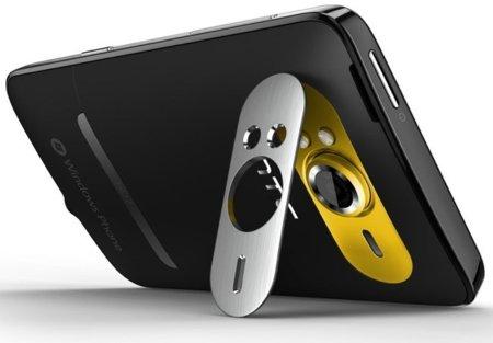 HTC HD7 multimedia