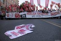 Huelga General de 2010: 29S por la reforma laboral de Zapatero