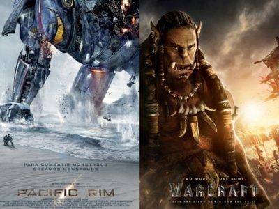 """'Pacific Rim 2' se retrasa indefinidamente y 'Warcraft' es """"problemática"""" (ACTUALIZADO)"""