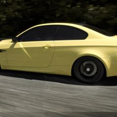 Foto 9 de 21 de la galería bmw-m3-ind-dakar-yellow en Motorpasión