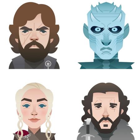 emojis juego de tronos twitter