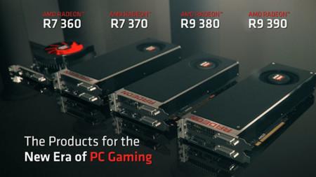 Amd R7 R9 300