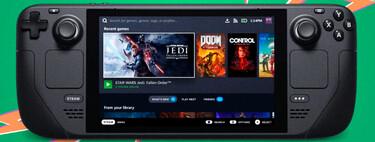 Steam Deck se desnuda con más información: juego offline, multi-boot de SO, multicuentas, jack para audio y micro y más