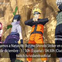 Streaming de la beta de Naruto to Boruto: Shinobi Striker a las 11:30h (las 04:30 en CDMX)