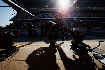 Tests F1 Circuit de Catalunya