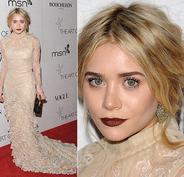 Ashley Olsen: ¿vas vestida de novia?