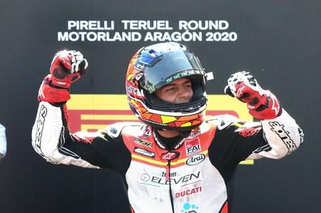 Rinaldi Motorland Sbk 2020