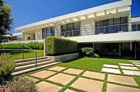 Casas de famosos: Jennifer Aniston, no hay dos sin tres