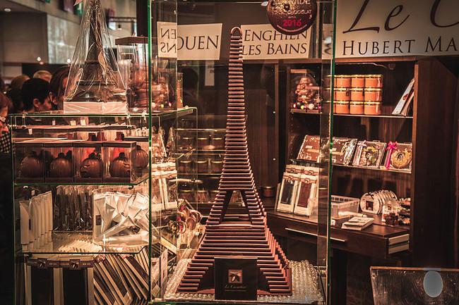 Salon Du Chocolat Paris 31 October 2015 7