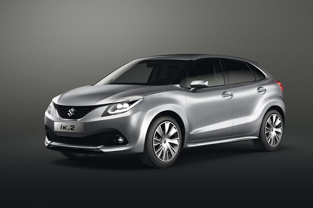 Suzuki iK-2 Concept