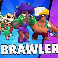 Rosa es la nueva brawler de Brawl Stars y la última Brawl Talk deja ver nuevas skins para Penny y Nita