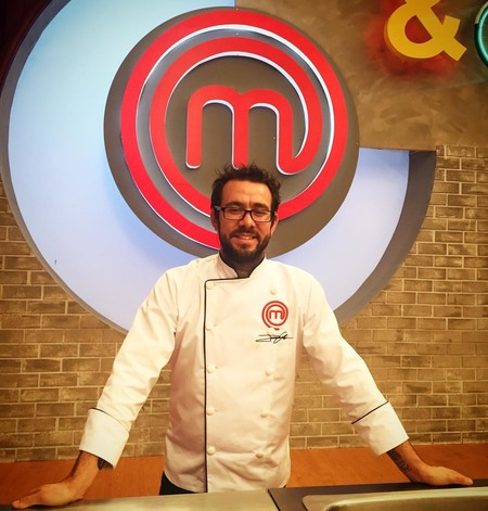 Te decimos por qué Jesús Escalera es el mejor chef repostero de Latinoamérica