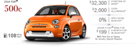Por favor, no compren los Fiat 500e, que nos cuesta dinero