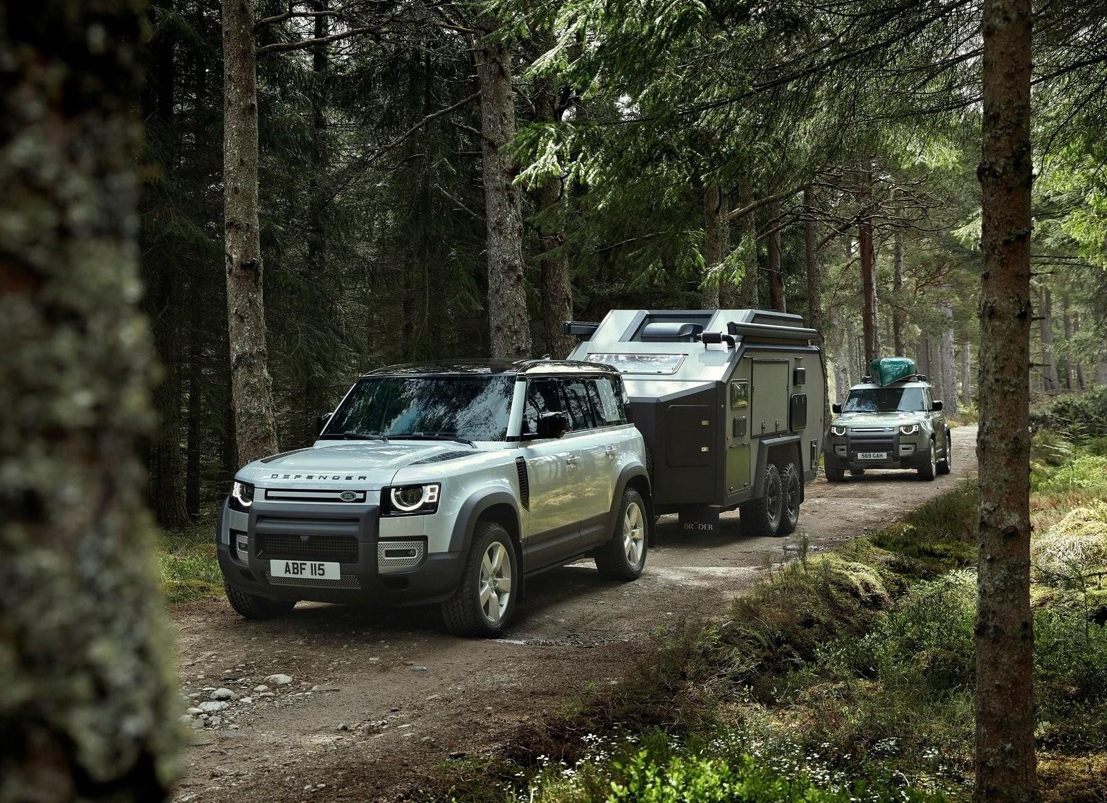 Foto de Land Rover Defender 2020 (54/60)