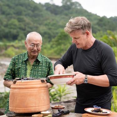 National Geographic estrena la segunda temporada de Gordon Ramsay: Sabores Extremos, llena de aventuras culinarias