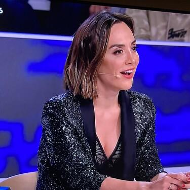 Tamara Falcó luce dos blazers preciosas: una de día y otra de noche, y ambas están en rebajas