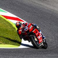 ¡Récord de velocidad en MotoGP! Andrea Dovizioso puso su Ducati a 356,7 km/h en Mugello