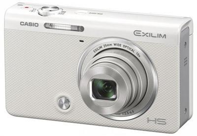 Casio ha anunciado en Japón la Exilim EX-ZR50, su compacta con pantalla reversible