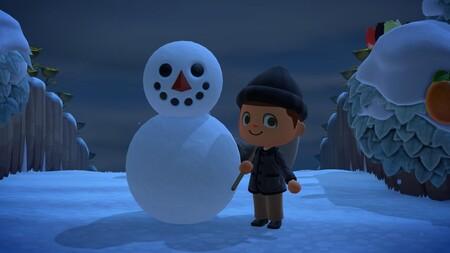 Animal Crossing New Horizonz Guia Muneco Nieve 04