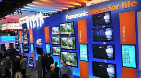 Los plasmas de Panasonic para 2010, con un modelo 3D incluido