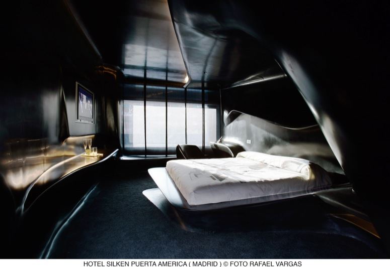Foto de Hotel Puerta América: planta 1ª, Zaha Hadid (4/11)