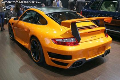 TechArt GTstreet Porsche 911 Turbo
