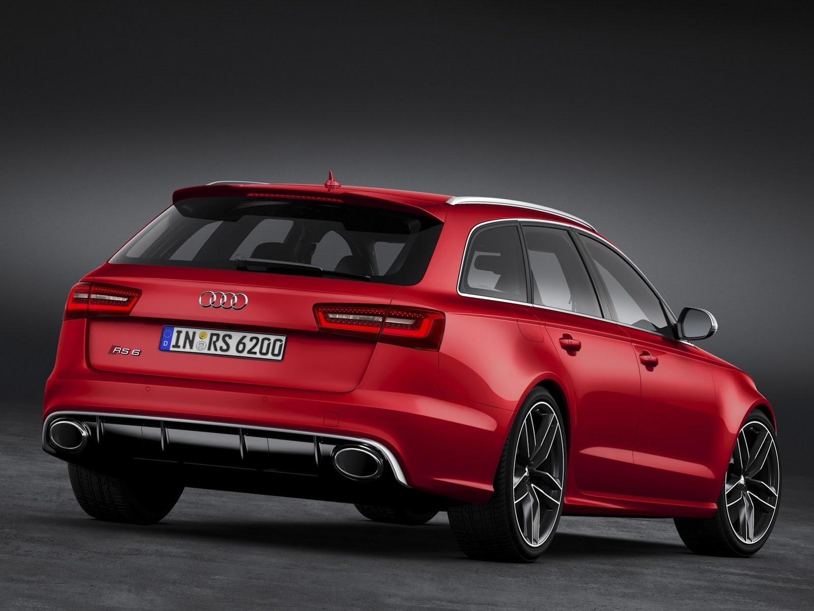 Foto de Audi RS6 Avant 2013 (5/8)