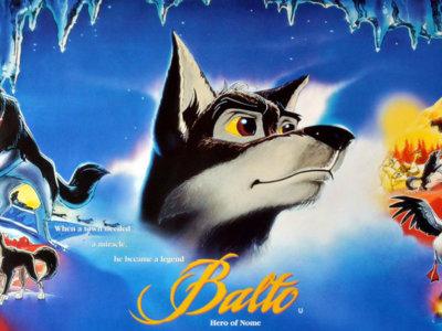 Animación   'Balto', de Simon Wells