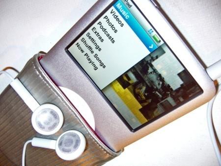 Fundas Wrappers para el iPod Classic