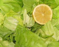 Truco saludable: agrega limón a tu ensalada de verdes