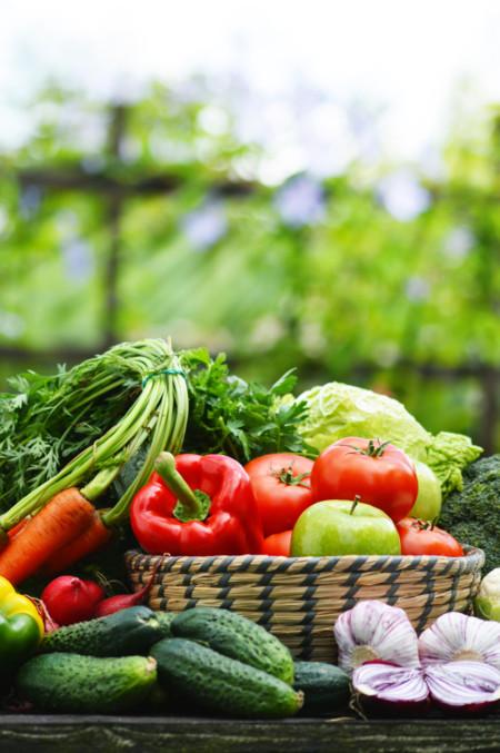 Come más frutas y verduras