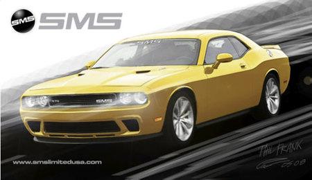 SMS Supercars preparará el Dodge Challenger