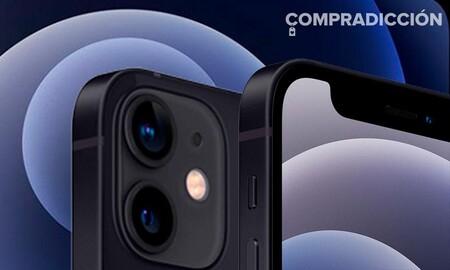 tuimeilibre tiene el iPhone 12 Mini de 128 GB a un precio mas mini que nunca: estrena el smartphone pequeño de Apple por 205 euros menos