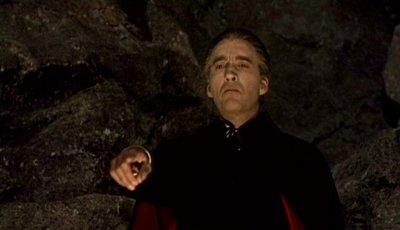 Vampiros de verdad: 'Drácula vuelve de la tumba' de Freddie Francis