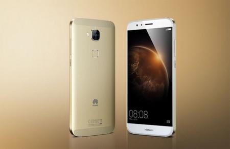 Huawei G8, un phablet Android de gama media con acabados premium