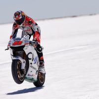 MotoGP Argentina 2015: Jack Miller sobre el salar de Jujuy
