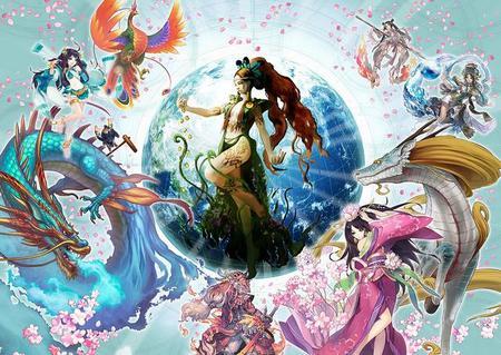 El Free To Play de Vita Destiny of Spirits llega mañana