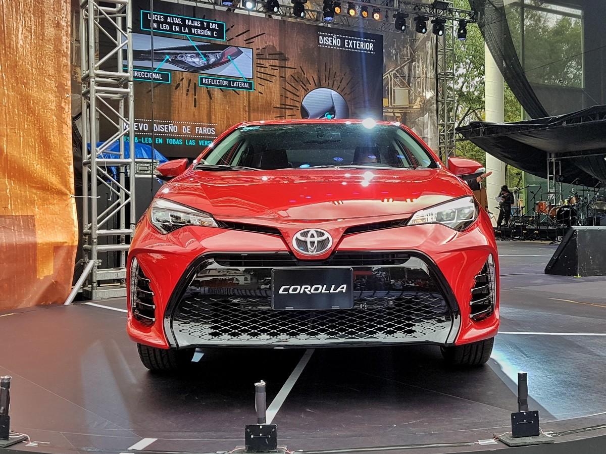 Foto de Toyota Corolla 2017 (1/8)