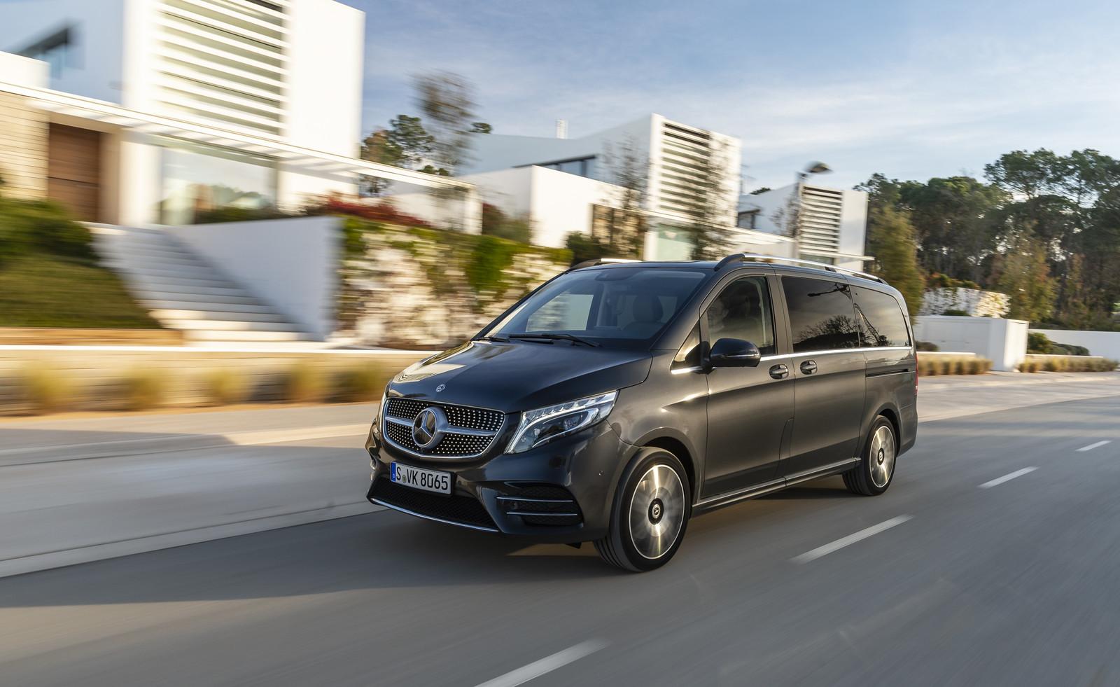 Foto de Mercedes-Benz Clase V 2019 (67/92)