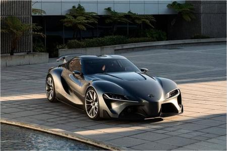 Toyota FT-1 Graphite y FT-1 GT Vision Gran Turismo.