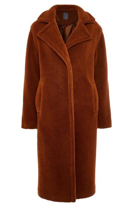Primark Clon Abrigo Max Mara Teddy Coat