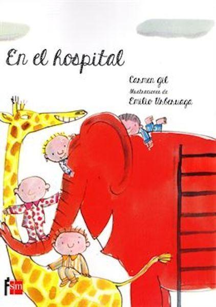 """El libro de poesía infantil """"En el hospital"""" se distribuirá gratuitamente en hospitales españoles"""