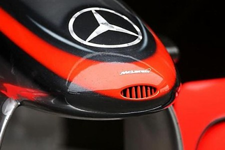 Mercedes-Benz sigue presionando a McLaren