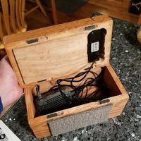 Nada de controles de voz o conexiones Wi-Fi: está jukebox se controla sólo con tarjetas magnéticas
