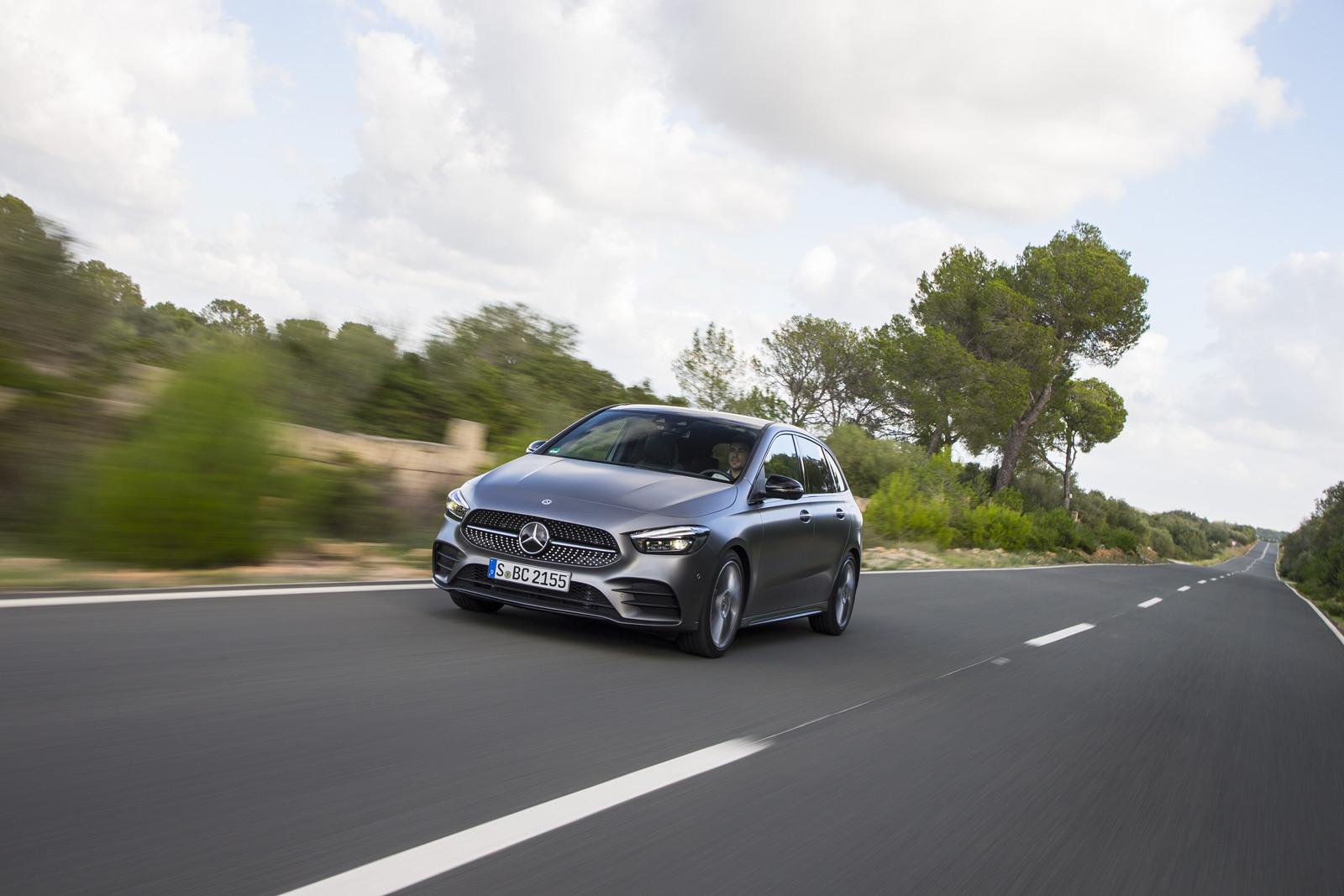 Foto de Mercedes-Benz Clase B 2019 (93/157)