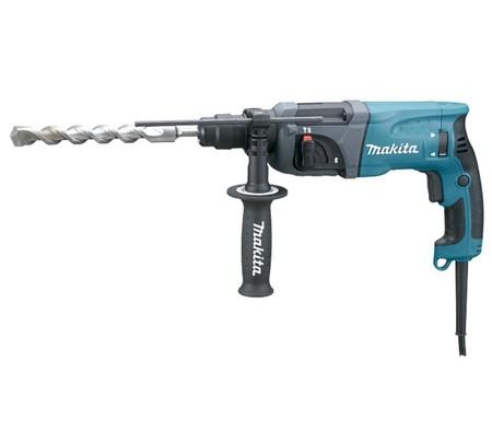 El taladro martillo ligero Makita HR2230 - Sds-Plus de 710W está rebajado a 101,65 euros en Amazon