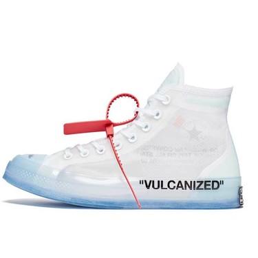 La colaboración que más esperada del momento: Off-White x Converse