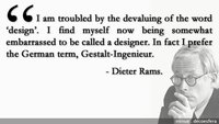 No me llames diseñador, llámame Ingeniero de la Gestalt