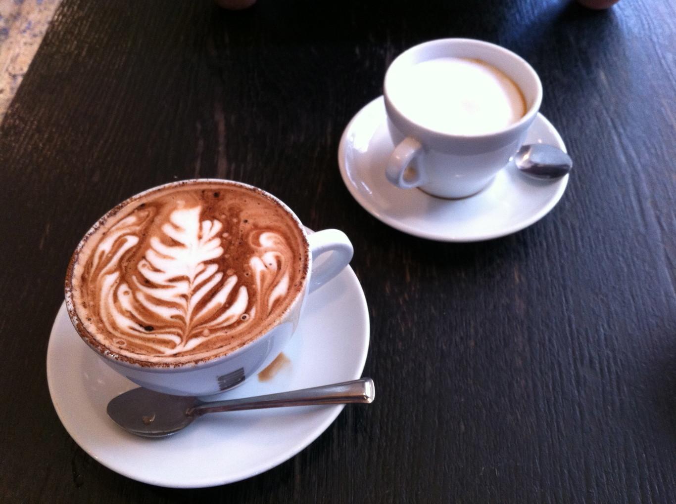 Si tomas café tal vez pierdas peso (pero tienes que tomar mucho)